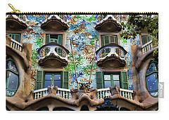 Antoni Gaudi's Casa Batllo Barcelona Spain  Carry-all Pouch