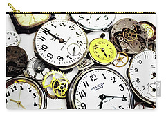 Anybody Really Know What Time It Is Carry-all Pouch