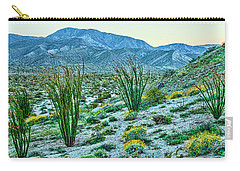 Anza Borrego Twillight Carry-all Pouch