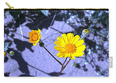 Anza Flower Carry-all Pouch