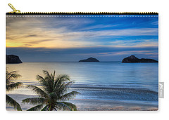 Ao Manao Bay Carry-all Pouch by Adrian Evans