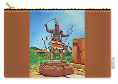Apache Mountain Spirit Dancer Carry-all Pouch