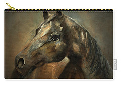 Apache Spirit Carry-all Pouch by Barbie Batson
