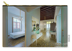 Carry-all Pouch featuring the photograph Apartment In The Heart Of Cadiz 17th Century Spain by Pablo Avanzini