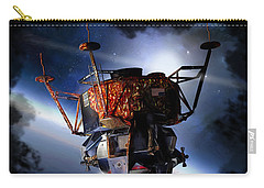 Apollo 9 Lm Carry-all Pouch