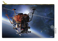 Apollo 9 Lunar Module Carry-all Pouch