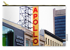 Apollo Theater Carry-all Pouch