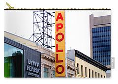 Apollo Theater Carry-All Pouches
