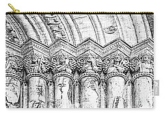 Apostles On Immaculate Conception Carry-all Pouch by Al Bourassa