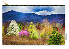 Appalachian Spring In The Holler Carry-all Pouch