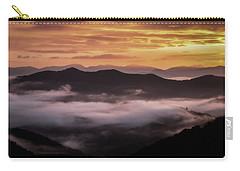 Appalachian Glow Carry-all Pouch