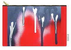 Appeasing The Volcano Carry-all Pouch by Roberto Prusso