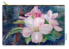 Apple Blossom - Painting Carry-all Pouch