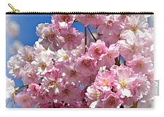 Apple Blossom Special Carry-all Pouch by Miriam Danar