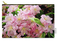 Apple Glory Carry-all Pouch by Betsy Zimmerli