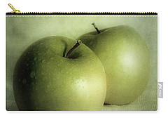 Apple Painting Carry-all Pouch by Priska Wettstein