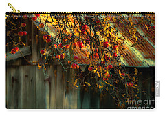Apple Picking Time Carry-all Pouch by Sherman Perry