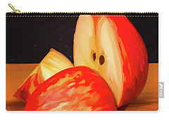Apple Study 01 Carry-all Pouch by Wally Hampton