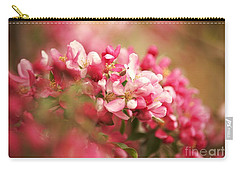 Apple Tree Flowers In Spring Carry-all Pouch