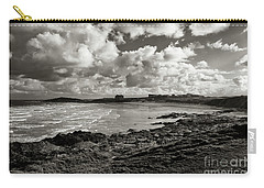 Approaching Storm Carry-all Pouch by Nicholas Burningham