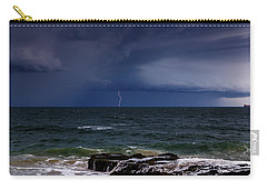 Approaching Thunder Storm Carry-all Pouch