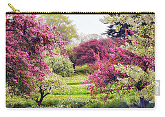 April Afterglow Carry-all Pouch by Jessica Jenney