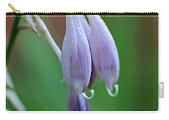 Carry-all Pouch featuring the photograph April Ends by Michiale Schneider