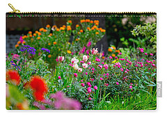 April Flowers Carry-all Pouch
