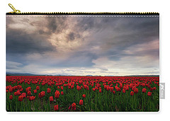 April Showers Carry-all Pouch by Ryan Manuel