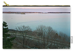 April Twilight On Casco Bay Carry-all Pouch