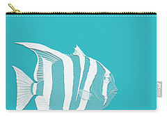 Aqua Fish  Carry-all Pouch