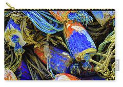 Aqua Hedionda Carry-all Pouch