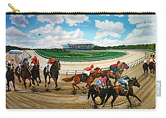 Aqueduct Racetrack Carry-all Pouch