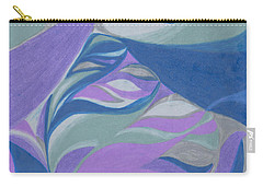 Carry-all Pouch featuring the drawing Aqueous by Kim Sy Ok