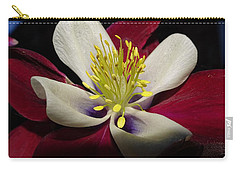 Aquilegia  Columbine Carry-all Pouch