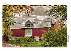 A.r. Potts Barn Carry-all Pouch by Trey Foerster