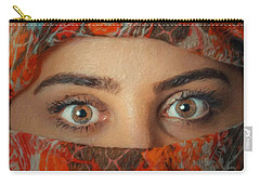 Arabian Beauty Carry-all Pouch