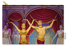 Arabian Dancers Carry-all Pouch