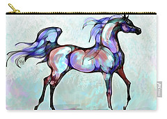 Arabian Horse Overlook Carry-all Pouch
