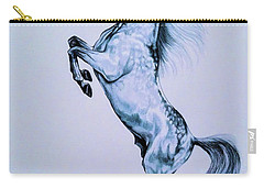 Arabian Spirit Of The South Carry-all Pouch by Cheryl Poland