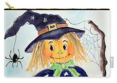 Arachnid Angelica Carry-all Pouch