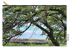 Arbor Vista Carry-all Pouch by Sylvia Thornton