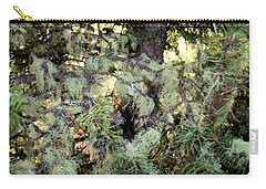 Arboreal Lichens Carry-all Pouch