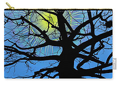 Arboreal Sun Carry-all Pouch