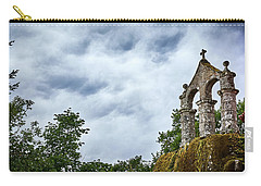 Carry-all Pouch featuring the photograph Arch At The Monastery Of San Pedro De Rocas by Eduardo Jose Accorinti