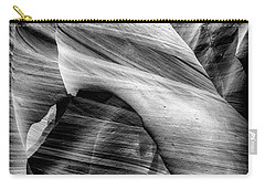 Arch In The Slots Carry-all Pouch by David Cote