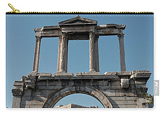 Arch Of Hadrian Carry-all Pouch
