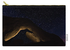 Arch Rock Carry-all Pouch by Ed Clark