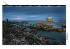 Arch Rock Carry-all Pouch by Ralph Vazquez