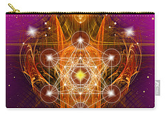 Archangel Metatron Carry-all Pouch